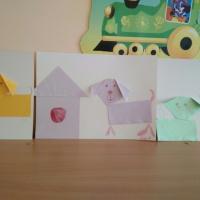Мастер-класс по изготовлению собачки в технике «оригами»