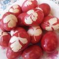 Пасхальные яйца из моего детства…