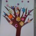 Мастер-класс по пластилинографии «Чудо-дерево»