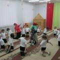 Фотоотчёт открытого занятия по физкультуре