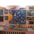 Коллаж ко Дню космонавтики