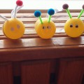 «Веселые пчелки». Мастер-класс для воспитателей и родителей