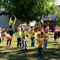 Летний спортивный праздник в нашем детском саду. Фотоотчет