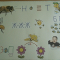 Конспект НОД по развитию связной речи. Составление описательного рассказа о пчеле с использованием коллажа