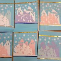 Мастер-класс «Изготовление новогодней открытки»