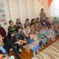 Фольклорный праздник «Осенние посиделки на Покров»