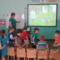 Организованная образовательная деятельность «Лесная сказка» с детьми средней группы