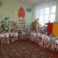 Фотоотчет физкультурного досуга «Путешествие по русским народным играм»