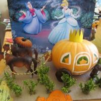 «Осенняя сказка»— конкурс осенних поделок.