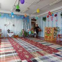 Конспект открытого занятия для детей второй группы раннего возраста «В гости к Хозяюшке»