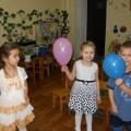 Праздник воздушных шариков. Сценарий развлечения для детей средней группы.