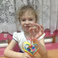 Детский мастер-класс к Дню инвалидов «Откроем друг другу сердца»