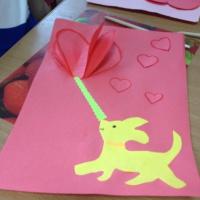 Мастер-класс по изготовлению открытки-валентинки «Для тебя… Просто так!»