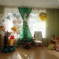Фотоотчет «День рождения детского сада»