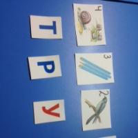 Дидактическая игра для детей старшего дошкольного возраста «Собери слова»