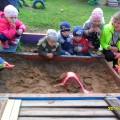 Опытно-экспериментальная деятельность в старшей группе. Опыт «Вулкан в песке»