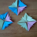 Фотоотчет. Наше оригами— творчество