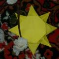 Мастер-класс в технике оригами для взрослых «Солнце»