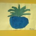 Конспект НОД по художественно-эстетическому развитию в средне-старшей группе на тему «Комнатные растения»