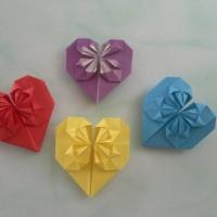 Фотоотчет «Оригами— творчество. Первая часть»