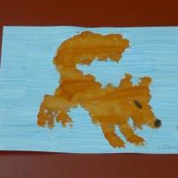 Конспект НОД по рисованию «Лисица» в средне-старшей группе