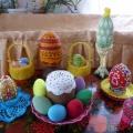 Интегрированное занятие в подготовительной группе «Праздник Пасхи».