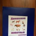 Тематическая папка-лэпбук «Домашние животные и птицы»