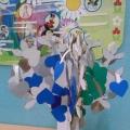 Мастер-класс по изготовлению «Дерево любви!» из картона