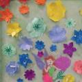 Конспект НОД с детьми старшей группы (5–6 лет) по художественно-эстетическому развитию «В гармонии цветов»