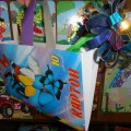 Конструирование из бумаги «Сумочка-подарок для Кати»