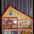 Кукольный домик— подарок для девочек на 8 Марта