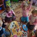 Музыкальный коврик «Весёлый оркестр». Фотоотчёт