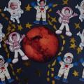 Коллаж «Юные покорители космоса»