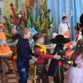 Новогодняя сказка для детей детского сада. Взаимодействие со школой. Фотоотчёт