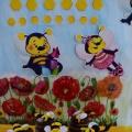 «В гости к пчёлке Майе». Конспект НОД с детьми младшей разновозрастной группы
