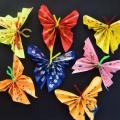 «Бабочка-красавица». Конспект НОД с детьми младшей разновозрастной группы