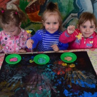 Использование нетрадиционных техник рисования в работе с детьми