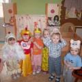 Спектакль. Русская народная сказка «Курочка Ряба» (первая младшая группа)