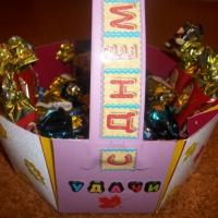 Мастер-класс «Конфетница в подарок воспитателям»