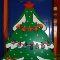 Мастер-класс «Новогодняя уличная игрушка «Ёлочка»