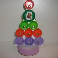 Фотоотчет «Новогодние сувениры. Семейное творчество»