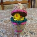 Мастер-класс «Чудо-пасхальное яйцо»