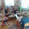 Мастер-класс для родителей и детей «Использование нетрадиционных приемов в художественно-эстетическом развитии детей»