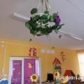 Мастер-класс «Оформление игровой комнаты для детей раннего возраста. Подвесной круг»