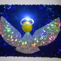 Мастер-класс: праздничная открытка «Ангел-хранитель»