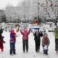 Наши зимние прогулки. Организация прогулки зимой