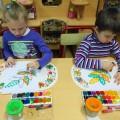 «Рисовать, как всем известно, очень-очень интересно!» Художественное творчество детей (фотоотчёт)