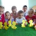 Мастер-класс «Цыплёнок» в технике оригами