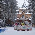 В гостях у Деда Мороза (фоторепортаж)