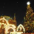 Рождество в Москве. Мои впечатления (фотозарисовки)